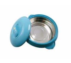 Best Quality Bafna Qualis Hot Pot Casserole 1 Piece Blue Color
