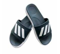 Slider with cushioned footbed footwear flip flop slipper 29.5 cm