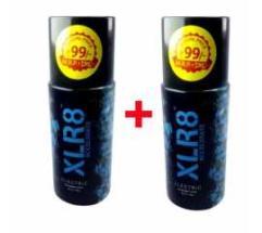 XLR8 Deodorant Electric body spray lowest price BUY 1 GET 1 FREE