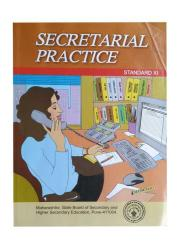 Secretarial Practice - 11th standard for commerce students