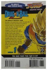 Draogon Ball the worlds most popular manga Volume 1 akira toriyama